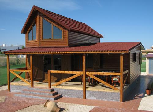 terrazas de madera terrazas aticos
