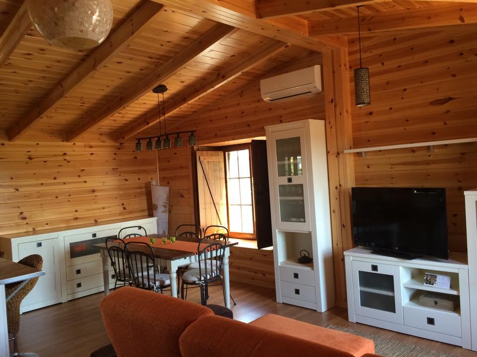 Casa de madera plus 52 for Oferta casa madera