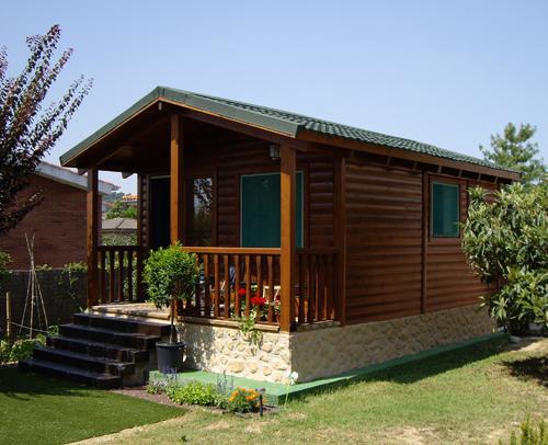 Casas de madera de segunda mano casas prefabricadas madera for Casas de jardin de madera baratas