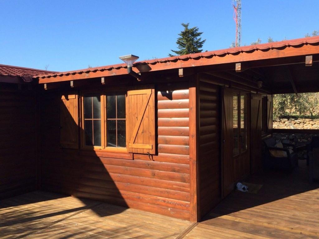Mantenimiento de casa de madera tratamiento madera exterior for Tratamiento madera exterior