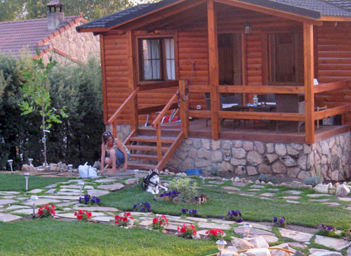 Casetas de madera para jardin casitas de jardin para ni os for Casetas de madera para jardin